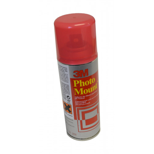 3M PHOTOMOUNT ADHESIVE 200ml CAN