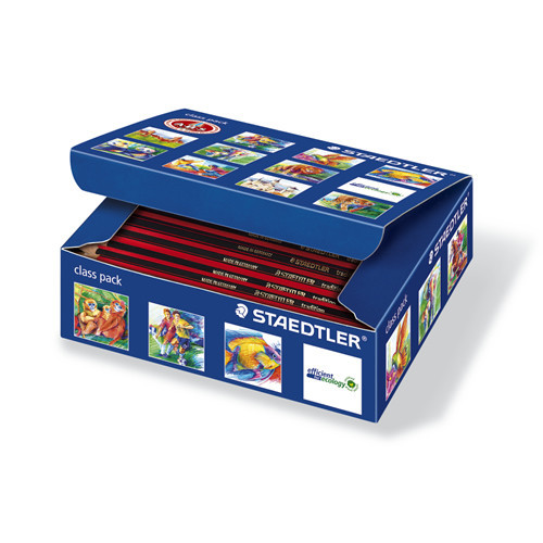 Staedtler Maxi Learners Pencil Pk144-HB