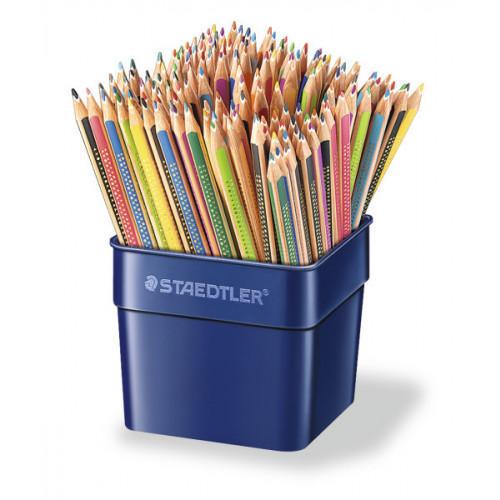 Noris Club Triplus Pencil Pk144 Assorted