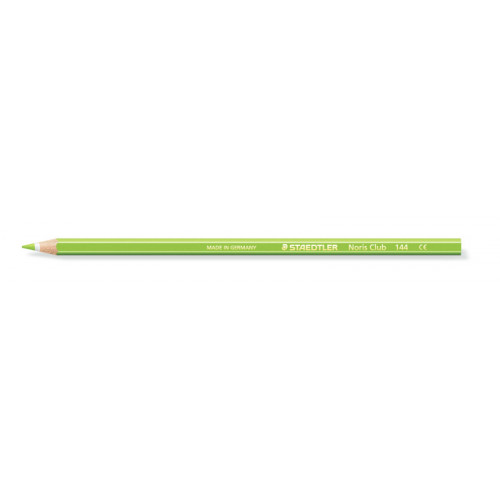 (D)Staedtler Noris Club Pk12-Light Green