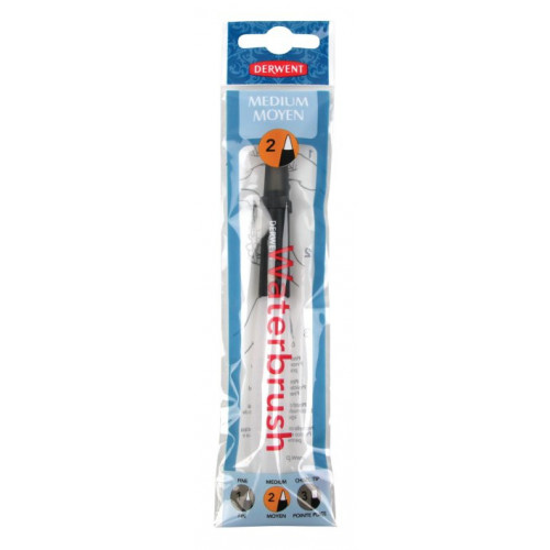 Derwent Waterbrush Medium - Each