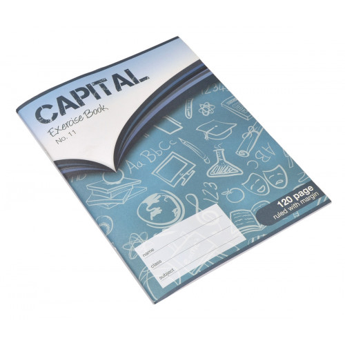 Capital Exercise Book 200x165120pF8MPk10