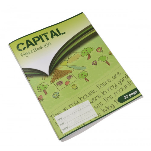 Capital Ex Book 226x178 32p TB/F11 Pk10