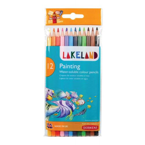 Lakeland Painting Pencil Pk12-Assorted