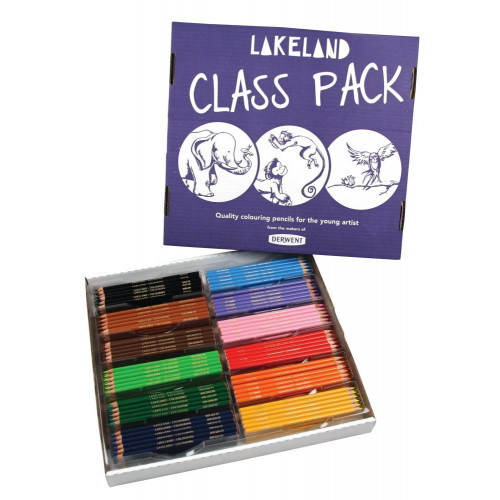 Lakeland Colouring Pencil Pk360-Assorted