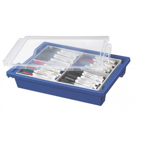 Lumocolour Compact Marker Tray144-Asstd