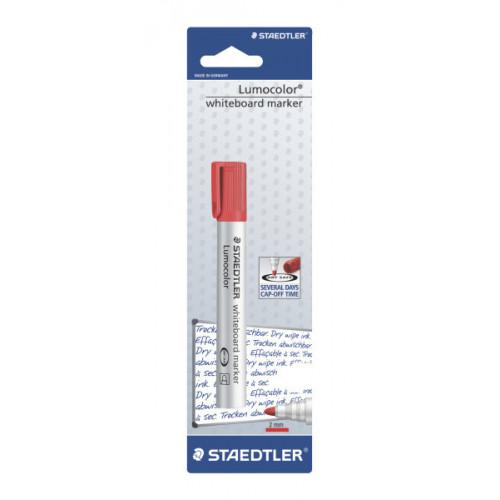 Lumocolour Board Marker Pk10- Red
