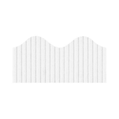 WHITE BORDETTE ROLLS 57mmx15m