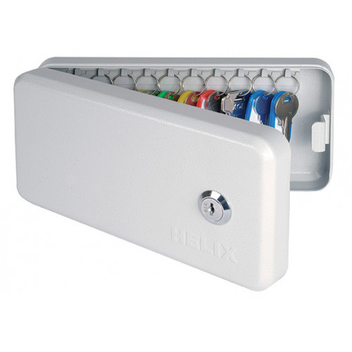 Helix Key Safe 10 Keys Light Grey Each