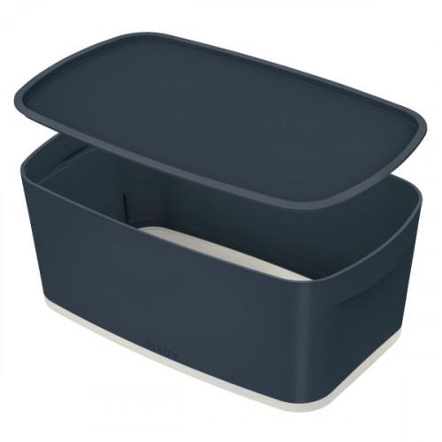 Leitz MyBox Cosy Storage Tray, 5 litre, W 318 x H 128 x D 191 mm