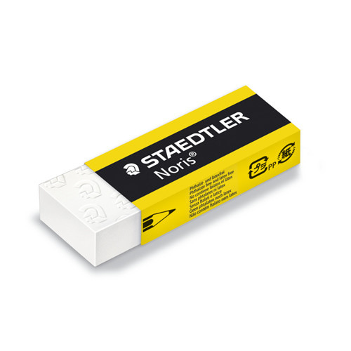 Staedtler Noris Eraser Pk20