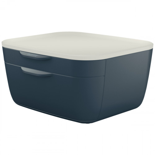 Leitz Cosy Drawer Cabinet 2 drawers (1 small and 1 large)