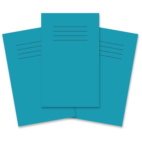 Notebook 165x102 48p F7CM Light Blue