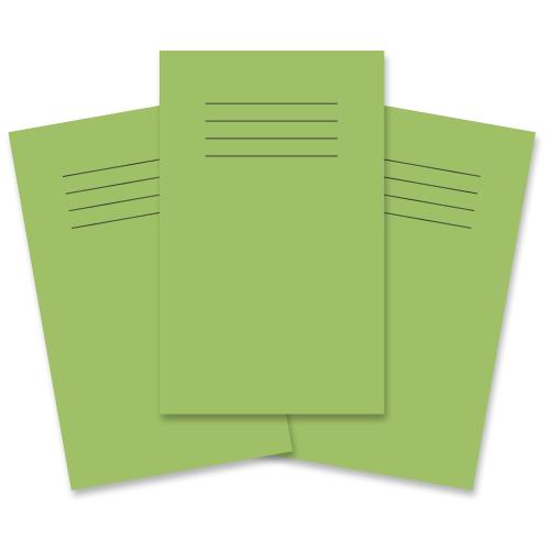 Notebook 165x102 48p F7 Light Green