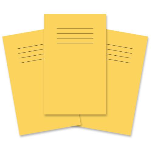 Notebook 165x102 48p F7CM Yellow