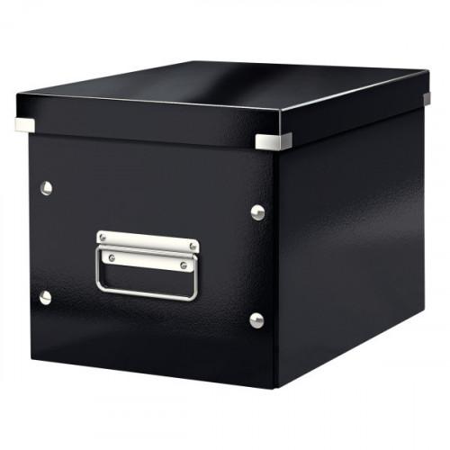 Leitz WOW Click & Store Cube Medium Storage Box