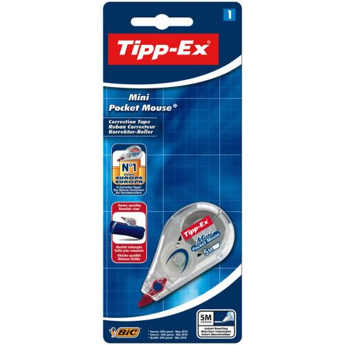 Tipp-Ex Pocket Mouse 5mmx5m-Each