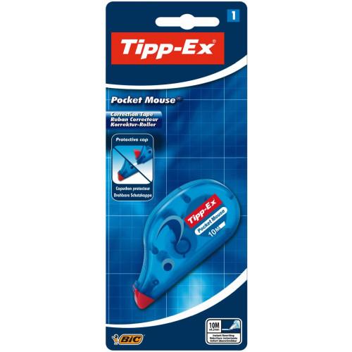 Tipp-Ex Pocket Mouse 4.2mmx10m-Pk10