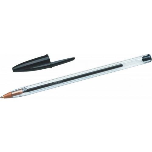 Bic Cristal Medium Point Pk50 - Black