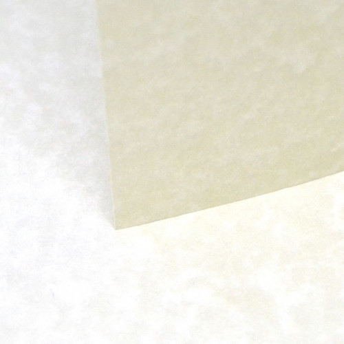 Parchment Natural Keaycolour Card 120gsm - Pack of 10 Sheets