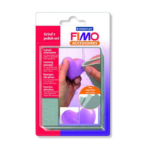 FIMO Grind'n Polish Set, 3 Grades