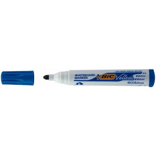 Bic Marker 2000 Bullet Tip Blue-Each