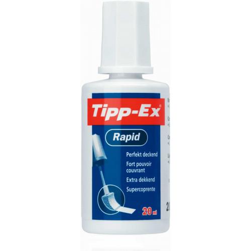 Tipp-Ex Rapid Correction Fluid 20ml-Each