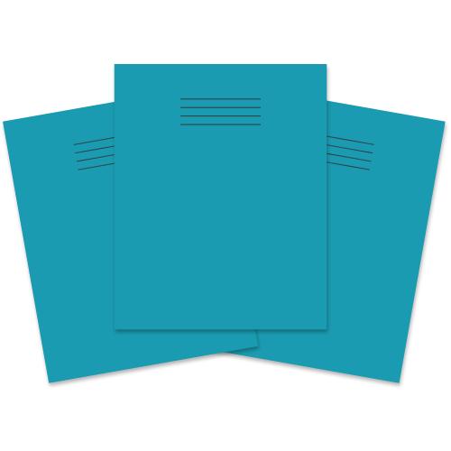 Counsel Notebook Lt Blue A4 96p F8 Pk10