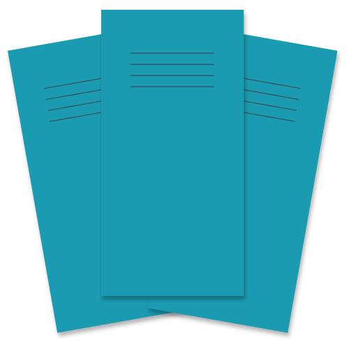 Notebook 205x102 32p F12 Light Blue