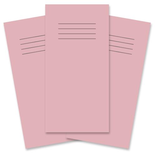 Notebook 205x102 32p S10 Pink