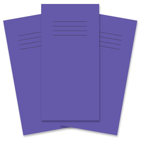 Notebook 205x102 32p F8CM Purple