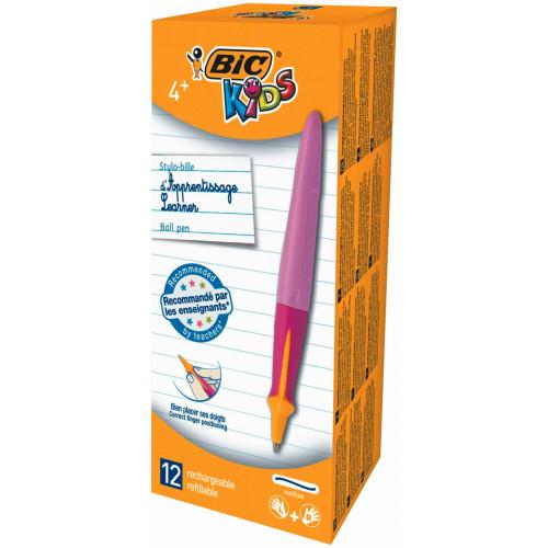 Bic Kids Girls Ball Pen Pk12-Blue