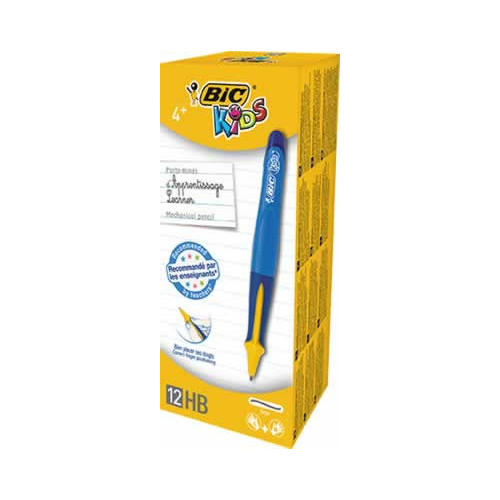Bic Kids Boys Mechanical Pencil-Pk12