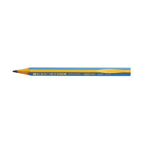 Bic Kids Boys Triangular Pencil Pk12