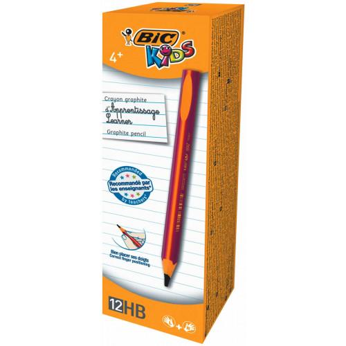 Bic Kids Girls Triangular Pencil Pk12