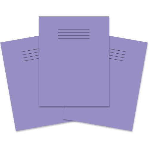 Exercise Book 230x180 60p F8M Purple