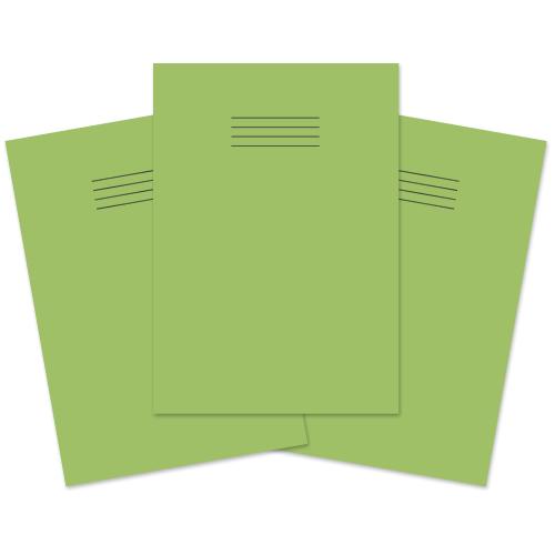 Project Book A4 32p TB/F8 Light Green