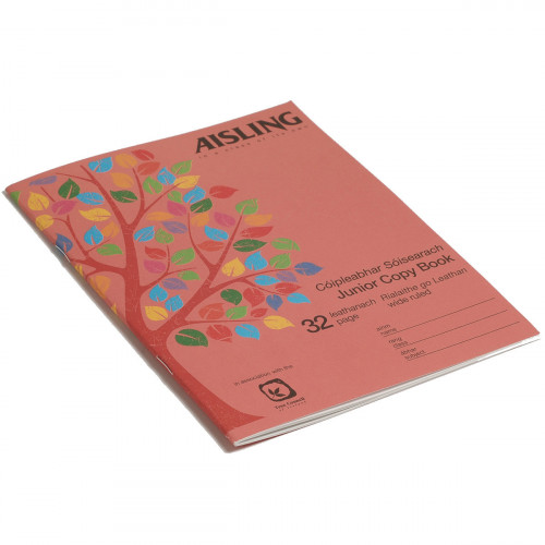 Aisling Exercise Book 200x165 32pF11Pk10