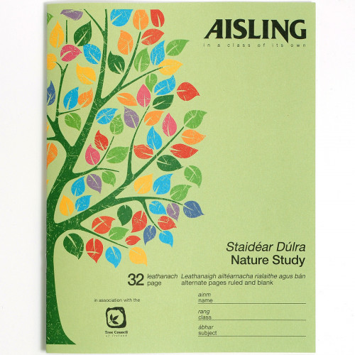 Aisling ExerciseBook 226x178 32pF8/BPk10