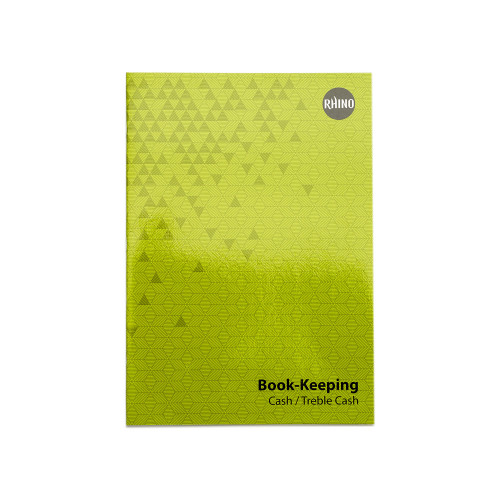 Book Keeping Books 32 Pages Cash Ruling