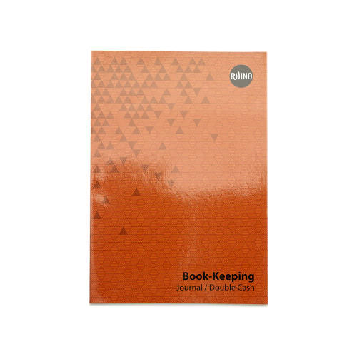 Book Keeping Books 32 Pages Journal Ruling