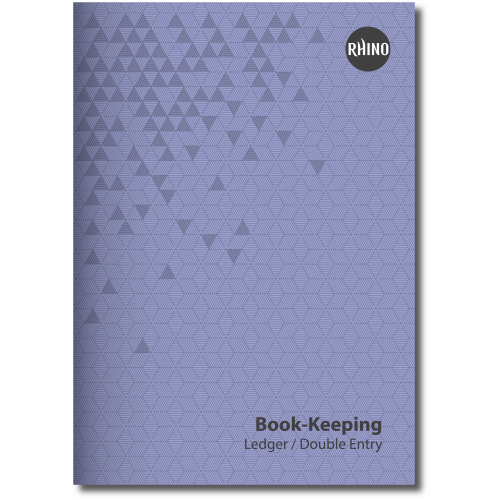 Book Keeping Books 32 Pages Ledger Ruling