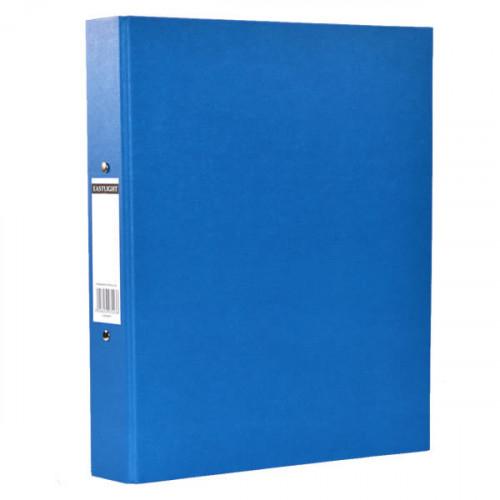 RINGBINDER 2 RING A4 BLUE PK10