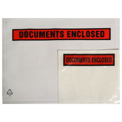 Document Enclosed Envelope A7