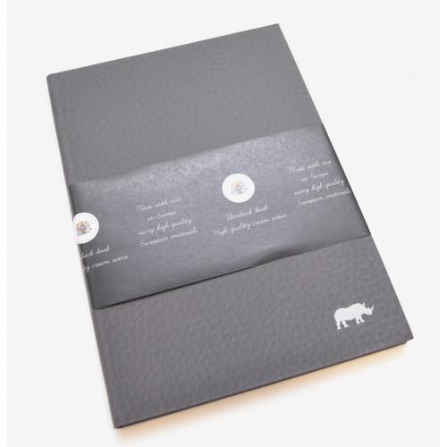 Rhino Flexi/B A5 160p F8NF Black Pk5