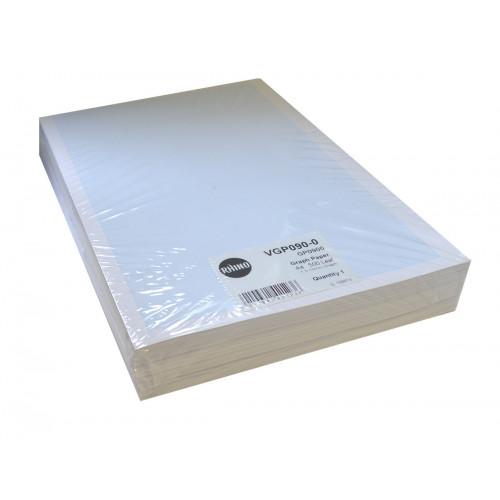 (500) Graph Paper Unpunched A4 G1