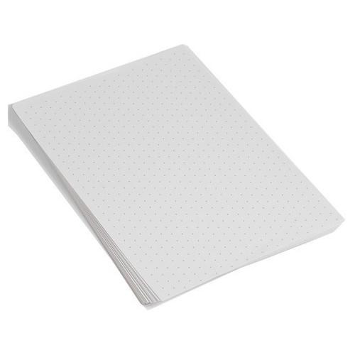 Maths Paper Unpunched A4 DLT Pk100