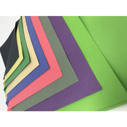 Scrap Books Green Cover A4+ Astd pages 32 Page Pk25