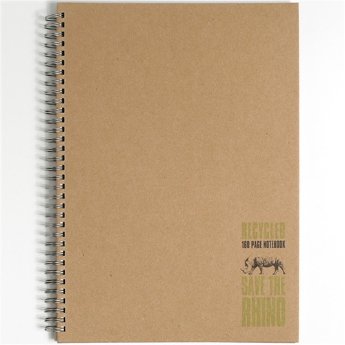 Rhino Twinwire Books A5 160p F8 Pk5