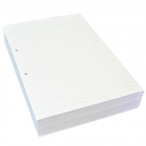File Paper Punched 2 Hole A4 F8M